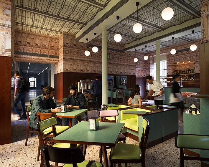 Bar Luce – Fondazione Prada