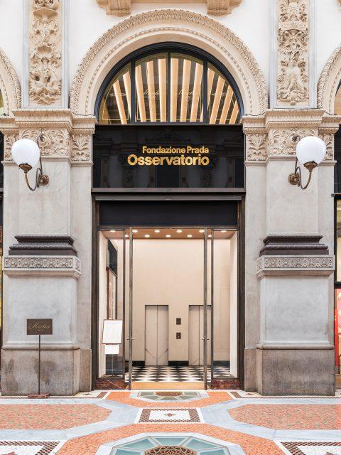 Milan Osservatorio Fondazione Prada