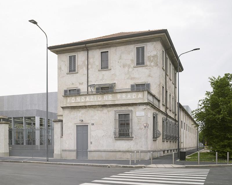Milano – Fondazione Prada